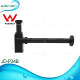 Jd-P34b Wasserzeichen-Flaschen-Blockierbadezimmer-quadratische Wannen-Abfluss-Flaschen-Messingfalle