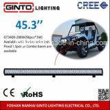 Offroad 차 4X4를 위한 두 배 크리 사람 LED 표시등 막대 (GT3400-288W)