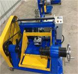 De hete Verkopende Windende Apparatuur van de Rol van de Draad van het Koper en PLC de Automatische Gerolde Machine van de Verpakking van de Plaat