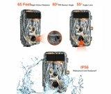 デジタルHDハンチング道の動物のカメラ850nm 40赤外線LEDs 16MPのビデオ野性生物のスポーツのカメラ