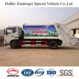 Dongfeng 12cbm容量の圧縮されたごみ収集車