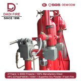 Sistema extintor ambiental competitivo del dispositivo Ig541 del extintor
