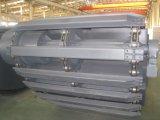 Tren de rodaje de pontones para excavadora Amphiboious 18-22t