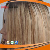 Parrucca piena delle donne del merletto del grado dei capelli superiori di Remy (PPG-l-0803)