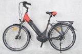 2017 Novo Modelo 700c City E-bicicleta com motor intermediária (TDB07Z-MID)