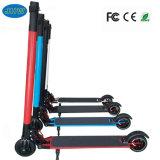 2 عجلات يطوي لوح التزلج كهربائيّة مع مقرضة قضيب