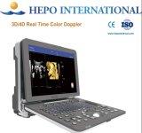Scanner portatile di ultrasuono 3D/4D per colore Doppler dell'ospedale