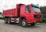 Autocarro con cassone ribaltabile di Sinotruk HOWO 6X6 371HP
