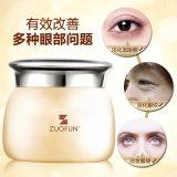 El diseño de la fábrica modifica la crema del ojo para requisitos particulares de la escritura de la etiqueta privada con precio bajo