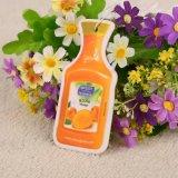 Forma de botella en casa de algodón de la tarjeta de perfumado con diferentes olores (YH-AF262)