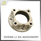 Aluminio del eje del CNC de la precisión de encargo/acero que trabaja a máquina/piezas de cobre amarillo/plásticas del motor