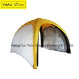 [هيغقوليتي] صنع وفقا لطلب الزّبون قابل للنفخ قبة [غزبو] خيمة لأنّ عمليّة بيع