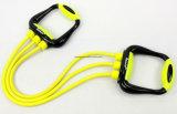 Potencia de 3 tubos de látex Expander Gym Fitness