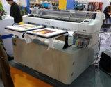 Impresora disponible de la tela de la impresora de la camiseta de la ropa de dos paletas