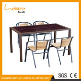 Garten-Freizeit Polywood Stuhl und Tisch-im Freien speisende moderne Möbel
