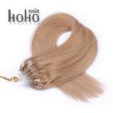 Van het Micro- van 18 Duim van het Menselijke Haar van Remy de Vuile Blonde Uitbreiding Haar van de Ring