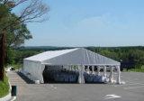 Tienda al aire libre de aluminio revestida del partido de la familia del tejado del acontecimiento del PVC
