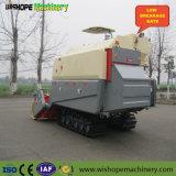 Тип Kubota 450мм*90мм*51 резиновые Cralwer 4LZ-4.0b Комбайн для уборки риса