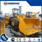 China de las principales marcas XCMG 4 Ton cargadora de ruedas LW400K para la venta