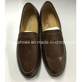 牛革アジア人の靴の木のベトナムの靴のオックスフォード優れたデザイン