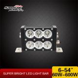 """double barre à haute production tous terrains d'éclairage LED de la rangée 38 """" 420W"""