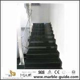 De natuurlijke Stair/van het Graniet van China van de Prijs van de Steen Zwarte Tegel van de Vloer (yqm-S1000)