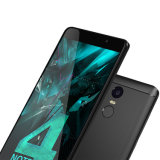 """Smartphone 4000mAh de l'androïde 7.0 du portable 5.5 de la note 4 d'Uhans """""""