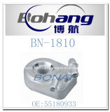 Refrigerador de petróleo de Doblo Multipla Stilo 1.9jtd del bravo del repuesto del automóvil de Bonai (55180933) para AUTORIZACIÓN