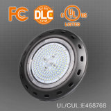 150W 0-10V Dimmable LED UFO Highbayライト、Meanwellドライバー