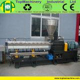 De populaire Plastic Korrels die van de Lijn van het Recycling de Machine van de Pelletiseermachine van het Huisdier maken