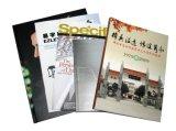 주문 인쇄 카탈로그, 잡지, 브로셔, 색칠하기 책, 중국에서 인쇄하는 브로셔