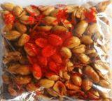 Vffs Dörrobst gebratene Erdnuss-Verpackungsmaschine Dxd-420A