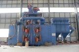 Laufkatze-Serien-Granaliengebläse-Reinigungs-Maschine