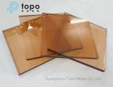 Rosafarbene Farbe abgetöntes Floatglas für Hauptdekoration (CP)