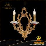 Роскошный отель декоративные латунные настенный светильник (ТБ-0960-2)