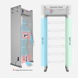 Sistema Econômico de Segurança do Hotel Walk Through Metal Detector Gate