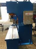 Máquina moldando da compressa/máquina fria da imprensa/imprensa hidráulica para a extremidade do prato