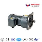Wanshsin 100W 200W 400W 750W 1.5kw 2.2kw 삼상 기어 모터