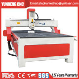 Steinmittellinie CNC-hölzerne schnitzende Maschine des acryl-5