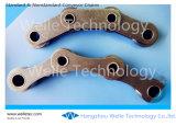Standard & Estándar paso corto cadenas transportadoras de precisión, DIN ISO ANSI, personalizar