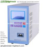 高品質220V/3~380Vのはんだ付けする機械のためのLCD表示が付いているDirect Current抵抗のスポット溶接インバーター