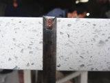 Controsoffitto bianco del quarzo Is002 della scintilla