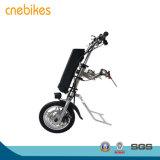 2018 nueva silla de ruedas de motor de alta calidad tipo triciclo eléctrico