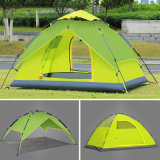2018 tragen beste automatische Person des kampierenden Zelt-3-4 4 Jahreszeit-wasserdichte Familien-Zelte mit Portable Beutel