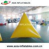 Boya inflable de la pirámide/boyas flotantes inflables del agua