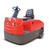 Flughafen-Traktor-elektrischer Schleppseil-Traktor mit niedrigem Preis 6t