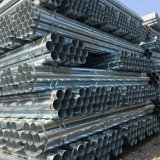Tubo de acero galvanizado caliente formado viejo de la estructura