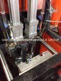Precio plástico de la máquina del moldeo por insuflación de aire comprimido del estiramiento de la botella semi automática del animal doméstico 5L