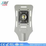 30W 60W resistente al agua IP67 Calle luz LED de Energía Solar