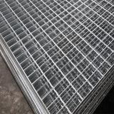 Reja de acero galvanizada del foso para la cubierta del dren de la zanja